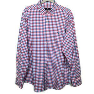Vineyard Vines | Tucker shirt | plaid |